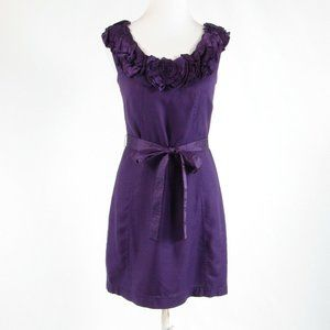 Purple BARASCHI sheath dress 0